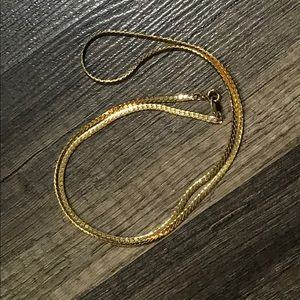Jewelry - Vintage Gold Chain